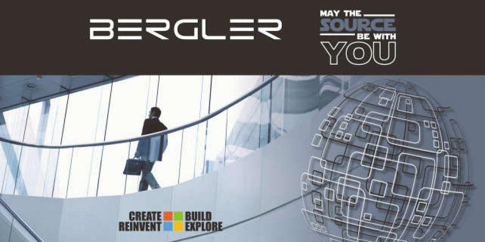 Bezoek Bergler op de TechDays 2017