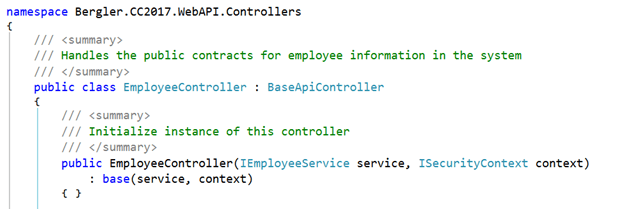 Inversion of control, Dependency Injection en Service Locator pattern