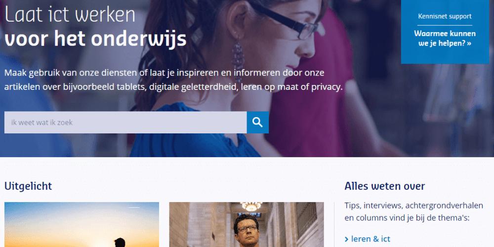 Stichting Kennisnet gunt de aanbesteding voor inhuur van ict specialisten aan Bergler Flex Solutions