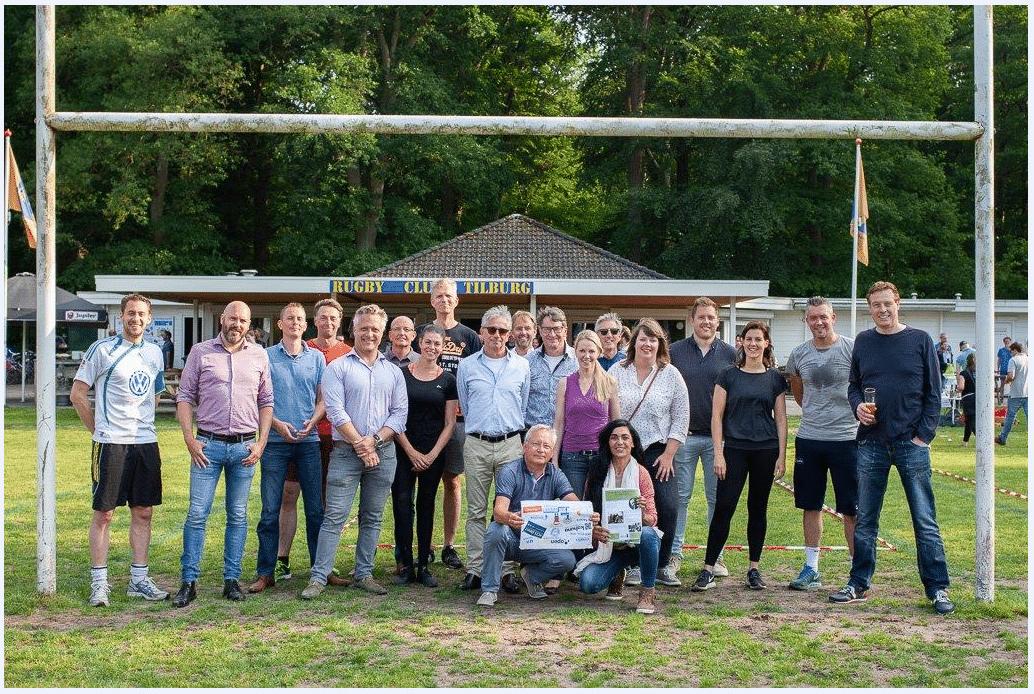 Geslaagde sportclinic voor Stichting Pater Poels