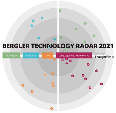 Bergler Technology Radar 2021