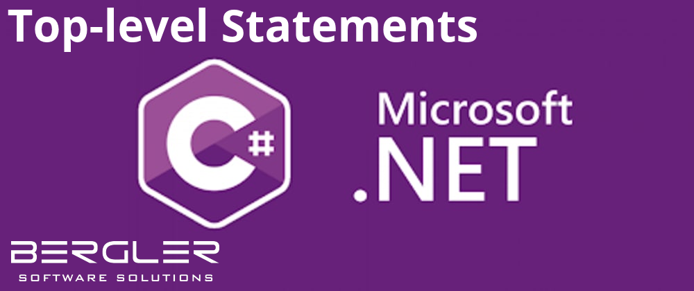 C# 9.0 nieuwe features – Top-level Statements (3-4)
